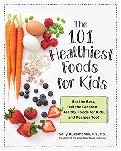 101 Healthiest Foods for Kids Cookbook Review