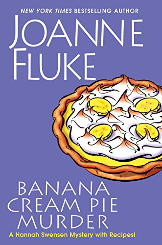 Banana Cream Pie Murder Book Review