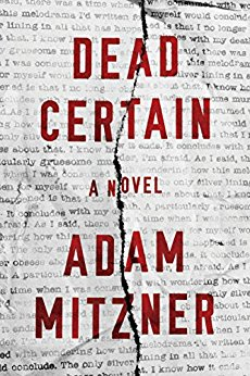 Dead Certain Book Review