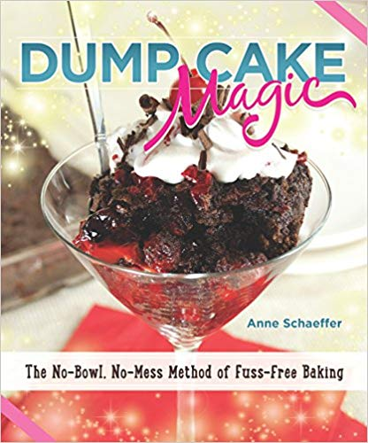 Dump Cake Magic Cookbook Review