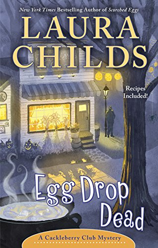 Egg Drop Dead Book Review