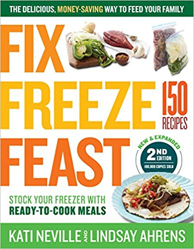 Fix, Freeze, Feast Cookbook Review