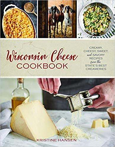 Wisconsin Cheese Cookbook Review