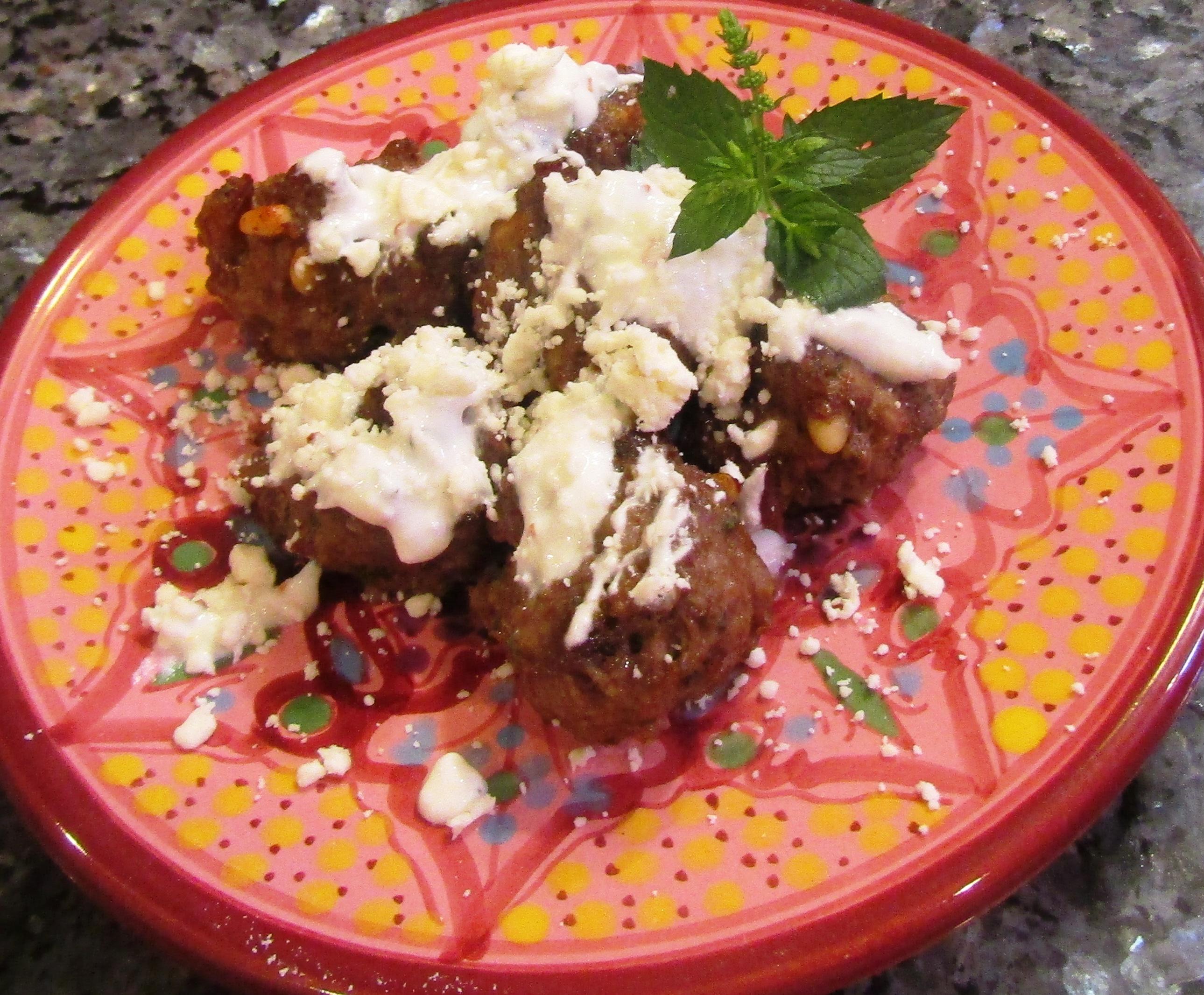 Turkish Meatballs Recipe