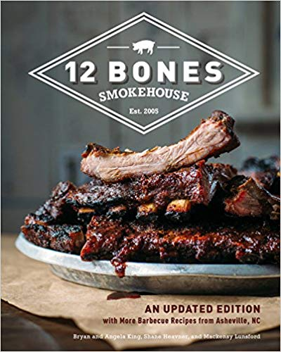 12 Bones Smokehouse Cookbook Review