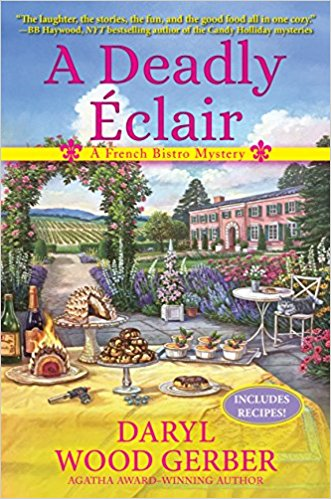 A Deadly Eclair Book Review