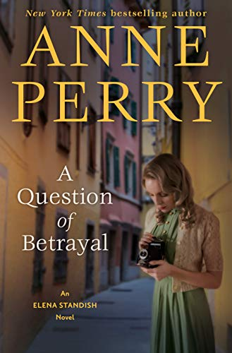 A Question of Betrayal Book Review