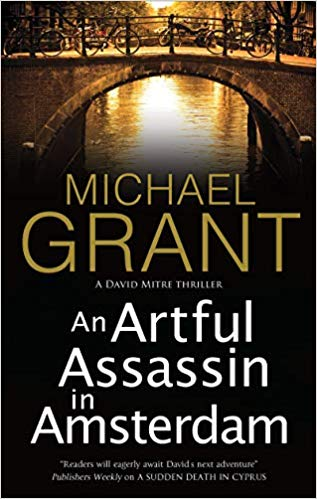 An Artful Assassin in Amsterdam Book Review