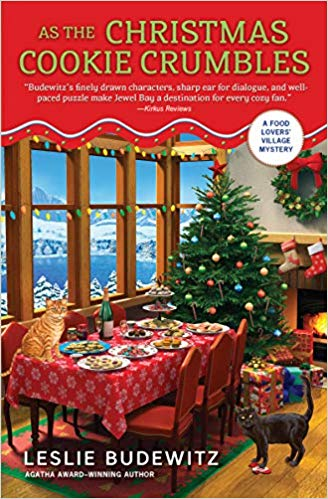 As the Christmas Cookie Crumbles Book Review