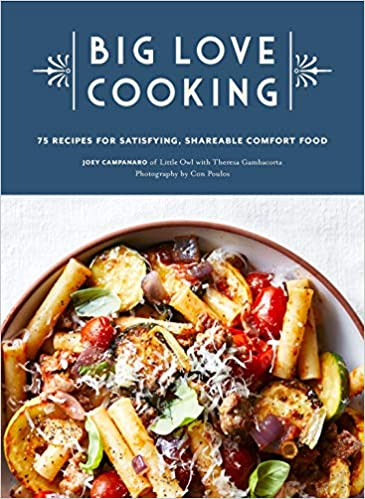 Big Love Cooking Cookbook Review