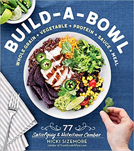 Build-a-Bowl Cookbook Review