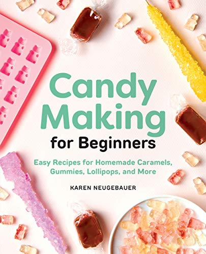 Candy Making for Beginners Cookbook Review