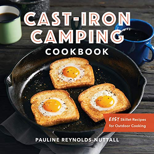 Cast Iron Camping Cookbook Review