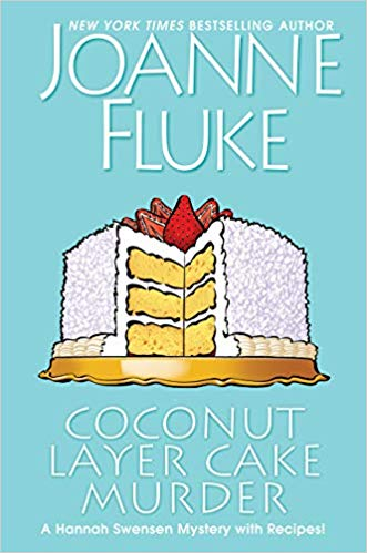Coconut Layer Cake Murder Book Review