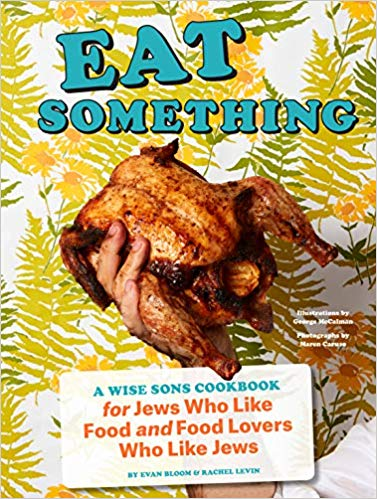 Eat Something Cookbook Review