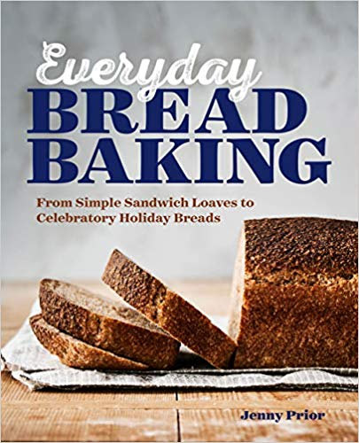 Everyday Bread Baking Cookbook Review