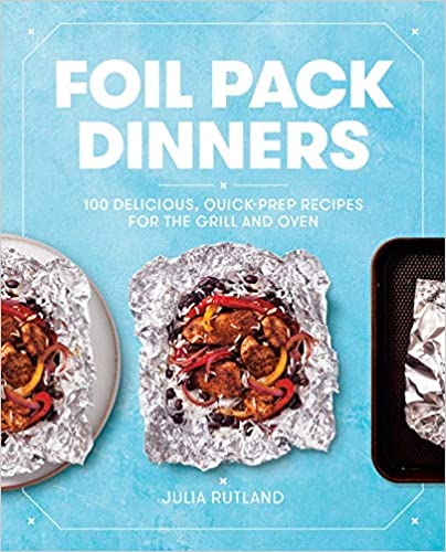 Foil Pack Dinners Cookbook Review