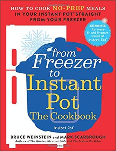From Freezer to Instant Pot Cookbook Review