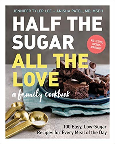 Half the Sugar, All the Love Cookbook Review