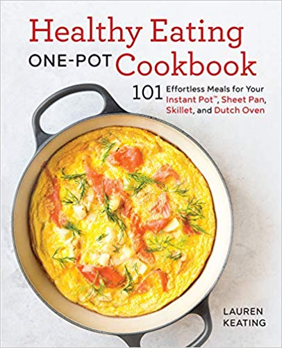 Healthy Eating One-Pot Cookbook Review