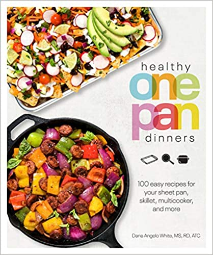 Healthy One Pan Dinners Cookbook Review