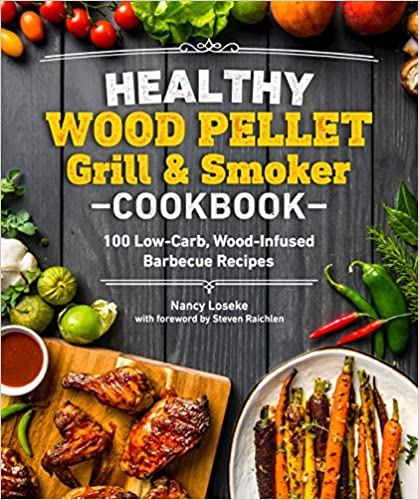 Healthy Wood Pellet Grill & Smoker Cookbook Review