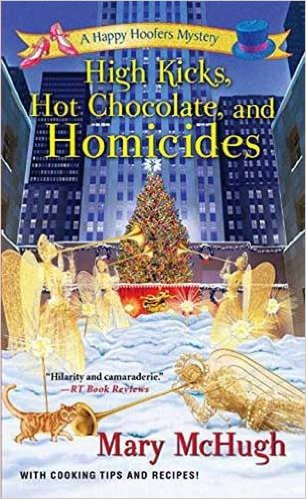 High Kicks Hot Chocolate and Homicides Book Review