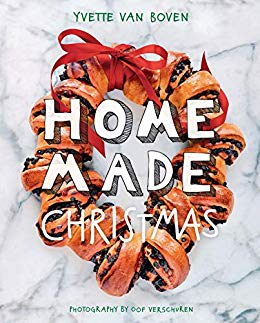 Home Made Christmas Cookbook Review