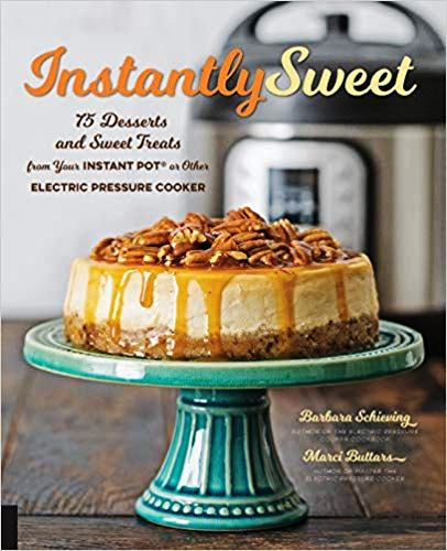Instantly Sweet Cookbook Review