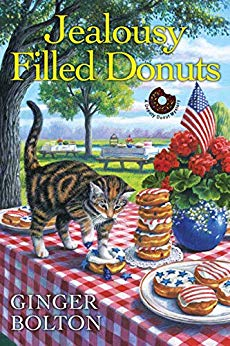 Two Deputy Donut Mystery Book Reviews