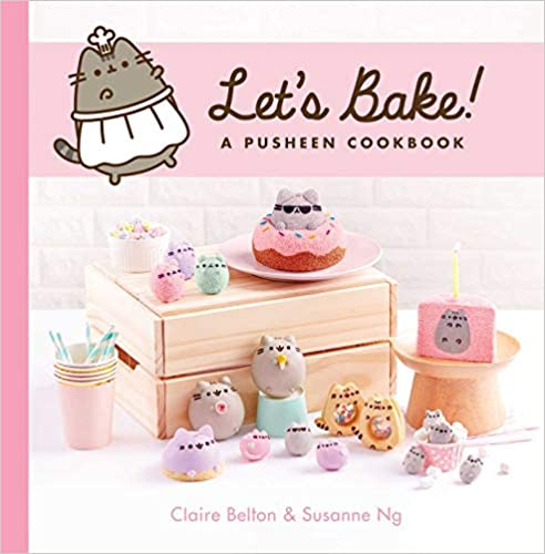Let's Bake!: A Pusheen Cookbook review