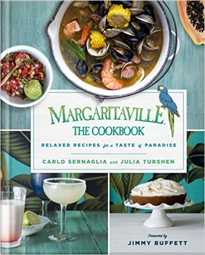 Margaritaville Cookbook Review