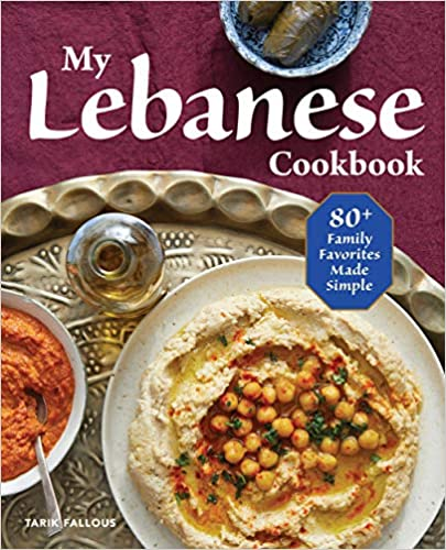 My Lebanese Cookbook Review