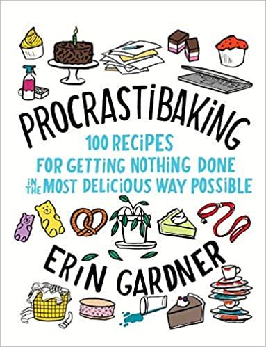 Procrastibaking Cookbook Review