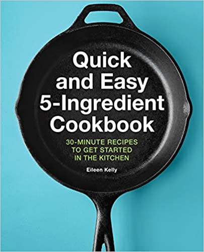 Quick and Easy 5-Ingredient Cookbook Review