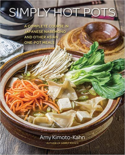Simply Hot Pots Cookbook Review