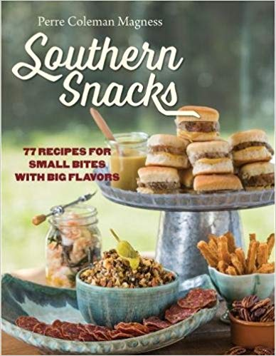 Southern Snacks Cookbook Review