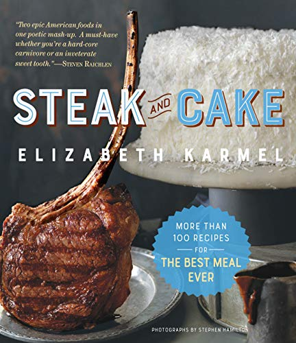 Steak and Cake Cookbook Review