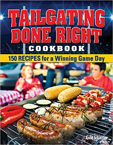 Tailgating Done Right Cookbook Review