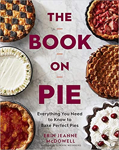 The Book on Pie Cookbook Review