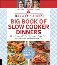 Big Book of Slow Cooker Dinners Cookbook Review
