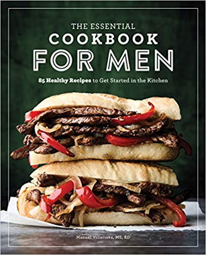 The Essential Cookbook for Men Cookbook Review