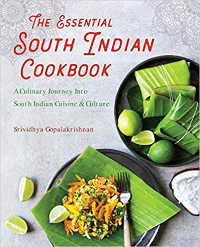 The Essential South Indian Cookbook Review