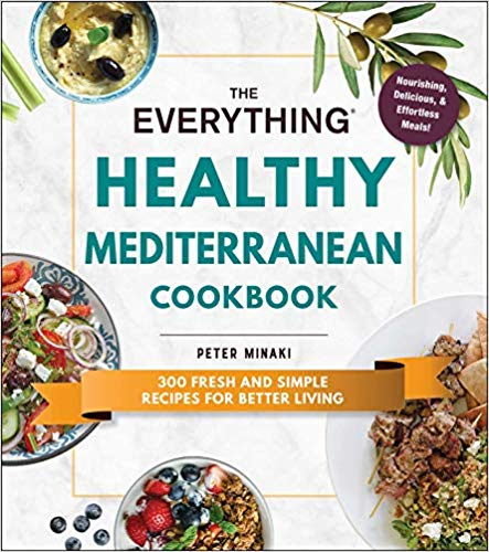 Everything Healthy Mediterranean Cookbook Review