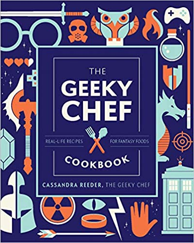The Geeky Chef Cookbook Review