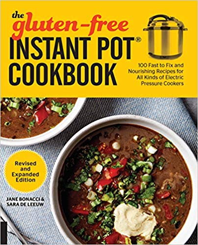 The Gluten-Free Instant Pot Cookbook Review