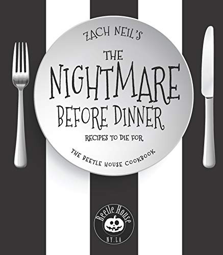 The Nightmare Before Dinner Cookbook Review