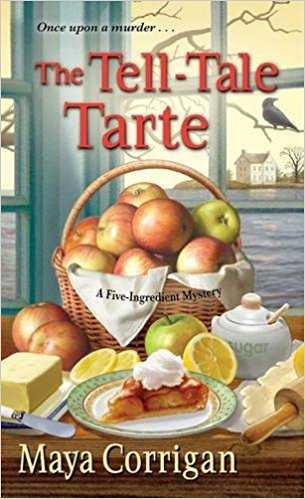 The Tell-Tale Tarte Book Review