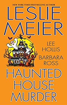 Haunted House Murder Book Review