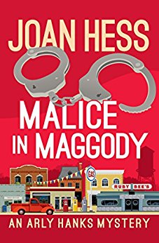 Malice in Maggody Book Review